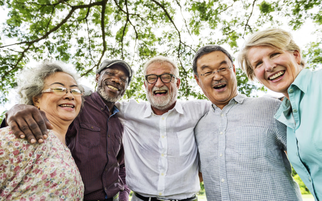 Join the Social Club: How Seniors Benefit from Staying Connected