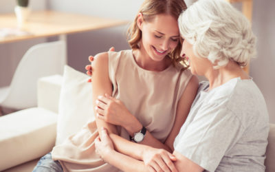5 Great Ways to Express Love to a Family Member in Senior Care
