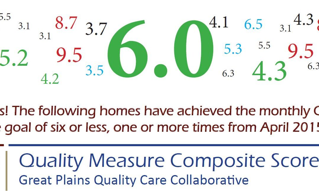Nye Legacy, Nye Pointe, Gateway Vista, and Regency Square Recognized for Healthcare Quality by Great Plains Quality Care Collaborative