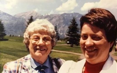 Legends of Legacy Lodge: Beverly Hofmann, A Woman of Creativity and Courage