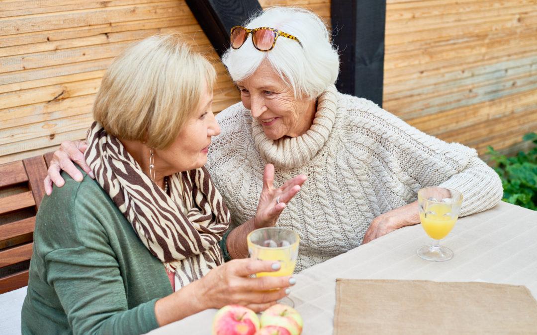 Keeping an Active Social Life as we Age: The Hidden Benefit of Senior Housing