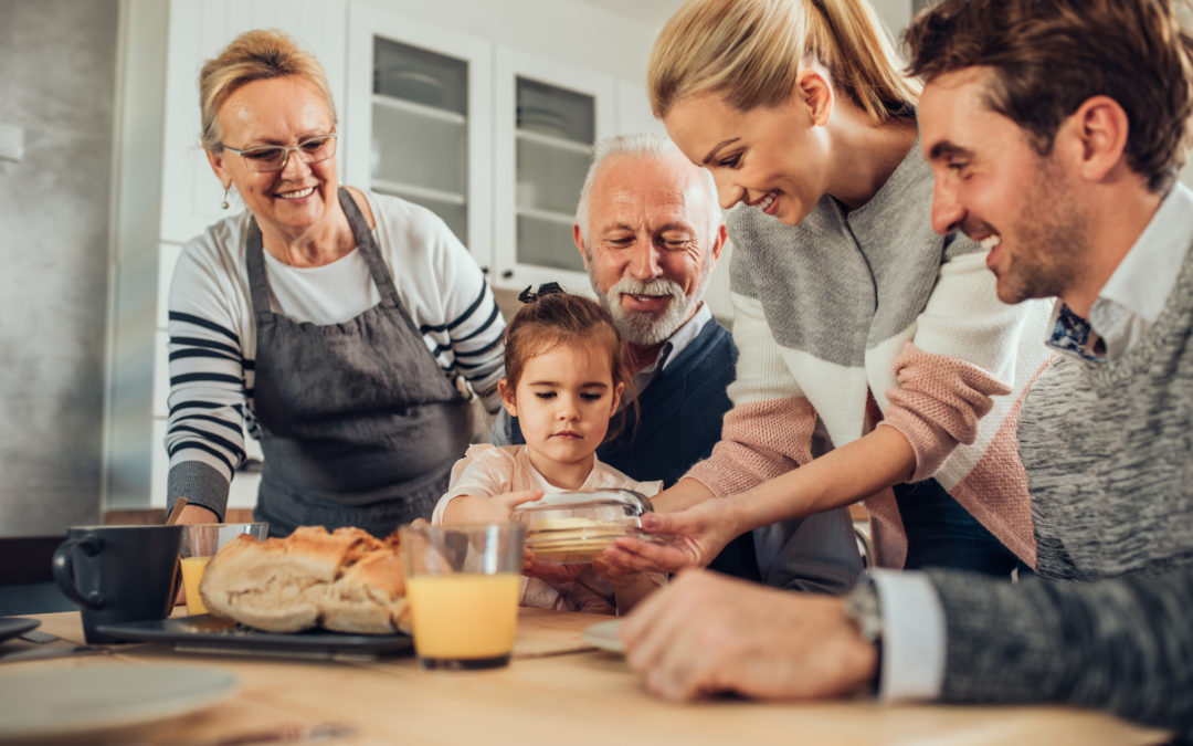 "Caring for Your Aging Parents While Supporting Your Children – 5 Tips for the ""Sandwich Generation"""