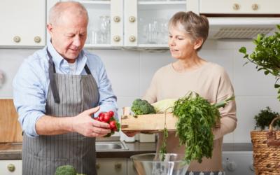 Senior Nutrition Habits: Fact Versus Fiction