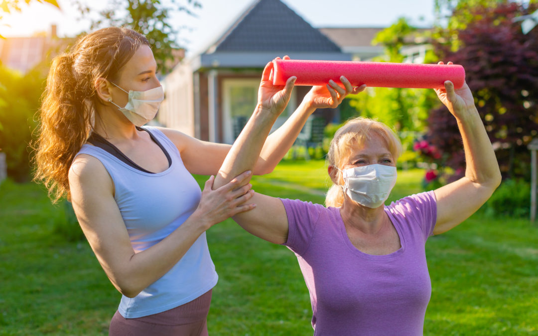 Choose Outpatient Therapy to Recover While Living at Home